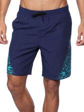 Abbigliamento blu marca Speedo per il mare e la piscina da uomo Taglia XXL