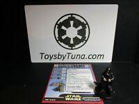 Star Wars Miniatures Darth Sidious Clone Strike CS w/ Card mini RPG Legion