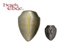 """16"""" x 21"""" Medieval Crusader Templar Foam Shield LARP"""