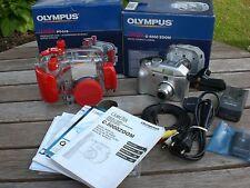Olympus C 5000+ PT 019 UW-Gehäuse