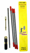 PRO-SHOT™ UNIVERSAL RIFLE / PISTOL CLEANING KIT,  U.S. MADE .22 cal & up .30 cal