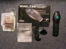 Interact PC Remote Control w Serial Receiver Wireless Web Remote Pro In Box HTPC