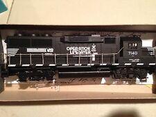Athearn HO Train Engine GP-60 Powered Norfolk Southern Operation Lifesaver 4754