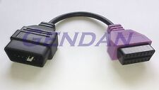 Purple Electric Capucha Adaptador Cable (Adaptador 4) para Multiecuscan Paquete