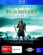 Braveheart (Blu-ray, 2009, 2-Disc Set)
