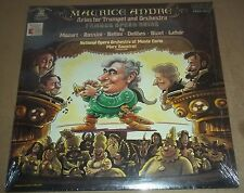 Maurice Andre ARIAS FOR TRUMPET AND ORCHESTRA - RCA AGL1-3702 SEALED