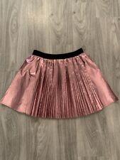 Girls Pink Shiny Kenzo Skirt - Age 10