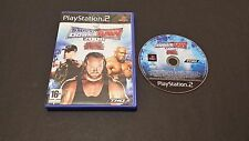 WWE SmackDown vs. Raw 2008 ( Sony PlayStation 2 )
