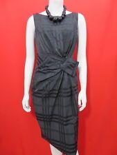 Anne Klein Dress Black Sleeveless Business Dinner Cocktail Dress UK 6 US 2 NWT