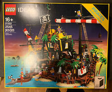 LEGO Pirates of Barracuda Bay 21322 New & Sealed - In hand!