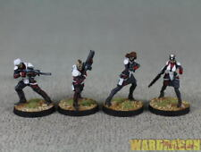 30mm Infinity WDS painted Nomads Moderators from Bakunin q77