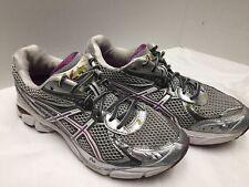 Asics Gt-2160 Gel Women's Running Shoes T154N Burgundy/Green/Gray Sise 8.5 WOW**