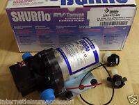 SHURFLO 24 VOLT - 10.6 l/min - 30psi - Coach / Truck / Horsebox  Water Pump 24v