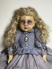 Bethany Creepy Scary Horror Possessed Vintage OOAK Doll!