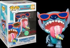 LILO & STITCH - SUMMER STITCH SCENTED POP! VINYL FIGURE Exclusive