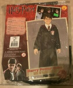 Harry Potter Robe Official Licensed Rubies Costume Set Unisex Youth Small NEW