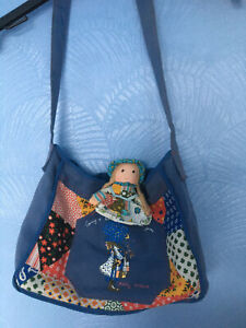 Vintage Holly Hobbie Bag Complete With Its Doll By America Greetings Corp