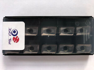 APKT 1604PDER CARBIDE MILLING INSERTS(Read Description For My Quality Guarantee)
