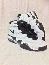 Nike Air Max2 Uptempo 94 White Black Royal Blue 922934-102 Size 11 Jordan,yeezy