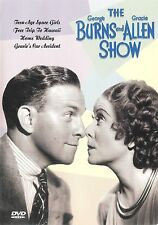 The George Burns and Gracie Allen Show ~ 4 Episodes ~ DVD ~ FREE Shipping USA