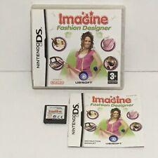 Imagine: Fashion Designer for Nintendo DS Complete