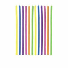NEW Wilton Long Candles 12pc