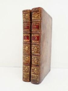 Rare THEATRE SOPHOCLE trad. Louis DUPUIS 1777 ŒDIPE ANTIGONE AJAX TRACHINIENNES