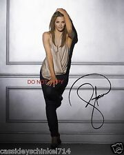 "Stana Katic as Kate Beckett Castle ABC TV Show 8x10"" reprint Signed Photo #1 RP"