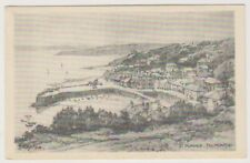 Cornwall postcard - St Mawes, Falmouth (A1011)