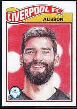 Alisson 2019 Topps Living Set UEFA Champions League #95