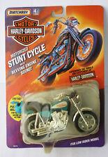 RARE VINTAGE 1993 MATCHBOX HARLEY DAVIDSON STUNT CYCLE FXR LOW RIDER NEW SEALED!