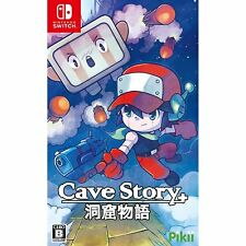 Nicalis Cave Story Nintendo Switch Japanese Import Region
