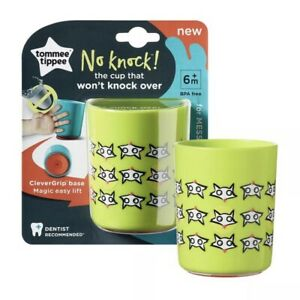 Tommee Tippee No Knock Cup 190ml Green Fox Children Baby