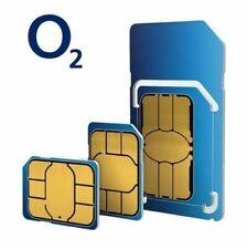 Prepaid Sim Karte O2 Registriert & Freigeschaltet