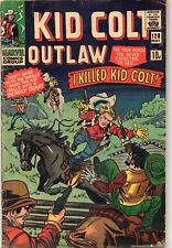 KID COLT OUTLAW VOL 1 # 128 / V.GOOD+ / MARVEL 1966.