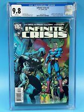 Infinite Crisis #3 CGC 9.8 2006