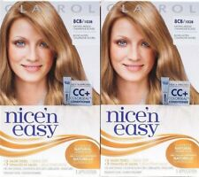 2 Clairol Nice 'n Easy Permanent Dye 8CB/103B Natural Medium Champagne Blonde