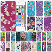 For Apple iPod Touch 5 5th/ 6 6th Generation Design Hard Back Case Cover