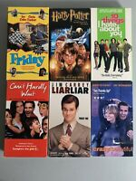 Lot Of 6 : Friday (VHS, 1995), Liar Liar, Harry Potter, Crazy Beautiful & 2 More
