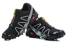 Men's Salomon SPEEDCROSS 3 CS Outdoor Casual Hiking Shoes Cross-country shoes -3