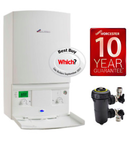 SUPPLY & FITTED Worcester Bosch Greenstar 30i Combi Boiler **