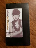 Madonna- Justify My Love VHS 1990 Warner Reprise