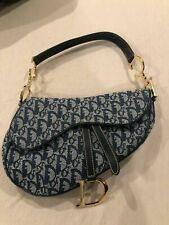 100% Dior Authentic Saddle Bag