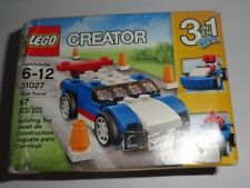 LEGO Creator 31027 blue racer brand new (box bends) see pics