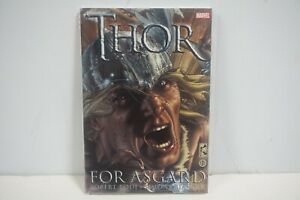 Marvel - Thor For Asgard (2011 Hardcover Book) New Edition