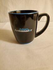 SUBARU Ambassador Coffee Mug Black 15.5 ounce BRAND NEW