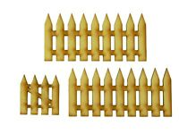Fairy Door Accessories Wooden Fence and Gate Fairy Garden Accessories Fairy Door