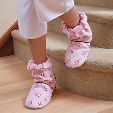 Furry warmers pink heatable slippers [TLX.PINK SLIPPERS