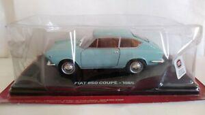 FIAT 850 COUPÉ - 1965 SCALA 1/24 (LEGGERE BENE)
