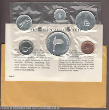 1967 Silver Uncirculated Set - Proof Like Set - 6 Coins - B272